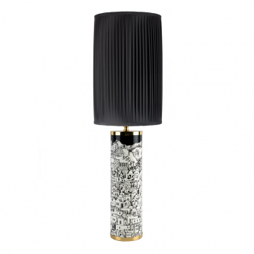 Fornasetti Gerusalemme Table Lamp