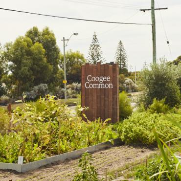 Coogee Common Garden